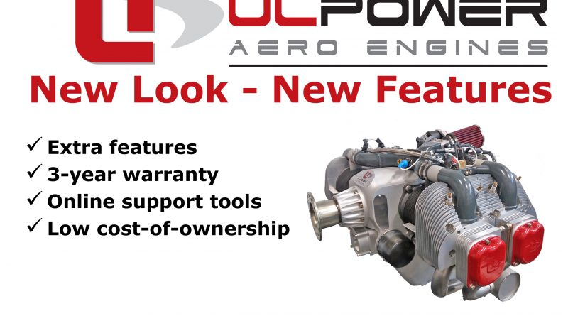 ULPower reveal 2018 engines!