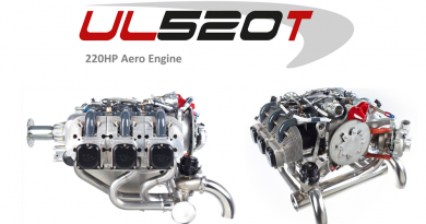 ULPower presents UL520T at Sun n Fun